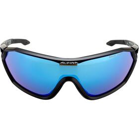 Alpina S-Way CM+ Glasses black matt